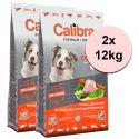CALIBRA Dog Premium Line ENERGY 2 x 12 kg