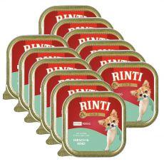 Rinti Gold Mini Adult konzerv szarvas és marha 12 x 100 g