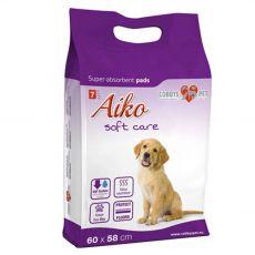 AIKO Soft Care matracok kutyák részére 7 db - 60 x 58 cm