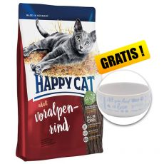 Happy Cat Supreme Adult Voralpen-Rind, 4kg