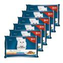 Gourmet Perle alutasakos macskaeledel, mini szeletek szószban 6 x (4 x 85 g)