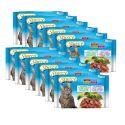 Stuzzy Cat alutasakok MULTIPACK csirkehús + borjúhús 12 x (4 x 100 g)