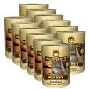 WOLFSBLUT Wild Duck konzerv, 12 x 395 g