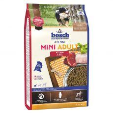 Bosch ADULT Mini Bárány és rizs 3 kg