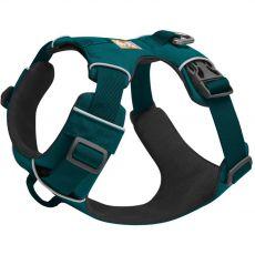 Hám kutyák számára Ruffwear Front Range Harness, Tumalo Teal XS