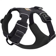 Hám kutyák számára Ruffwear Front Range Harness, Twilight Gray S