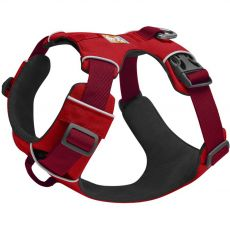 Hám kutyák számára Ruffwear Front Range Harness, Red Sumac S