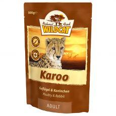 Wildcat Karoo Adult zacskós eledel 100 g
