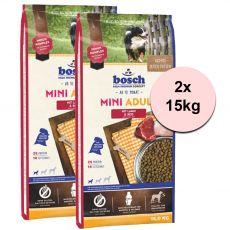 Bosch ADULT Mini Lamb & Rice 2 x 15 kg