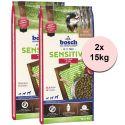Bosch SENSITIVE Bárány és Rizs 2 x 15 kg