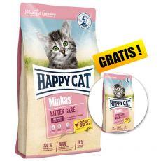 Happy Cat Minkas Kitten 10 kg + AJÁNDÉK