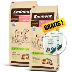 EMINENT Grain Free Puppy 2 x 12 kg  + AJÁNDÉK