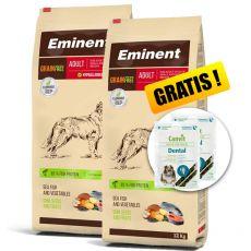 EMINENT Grain Free Adult 2 x 12 kg + AJÁNDÉK