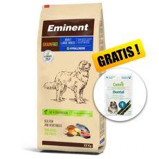 EMINENT Grain Free Adult Large Breed 12 kg + AJÁNDÉK