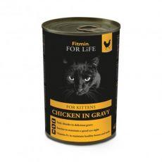 Fitmin Kitten For Life Csirke 415 g