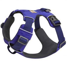 Hám kutyák számára Ruffwear Front Range Harness, Huckleberry Blue S