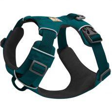 Hám kutyák számára Ruffwear Front Range Harness, Tumalo Teal M