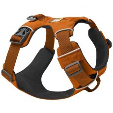 Hám kutyák számára Ruffwear Front Range Harness, Campfire Orange S