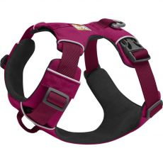 Hám kutyák számára Ruffwear Front Range Harness, Hibiscus Pink XS