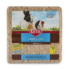 Kaytee CLEAN & COZY Natural Természetes alom 12,3 l