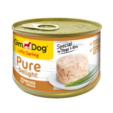 GimDog Pure Delight csirke 150 g