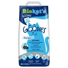 Biokat's Goodies aktív faszénnel 6 l