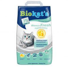 Biokat's Bianco Fresh Hygiene Control alom 10 kg