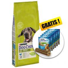 PURINA DOG CHOW ADULT LARGE BREED Turkey 14kg + AJÁNDÉK