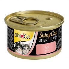 GimCat ShinyCat Kiscica, csirke 70 g