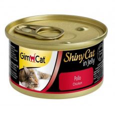GimCat ShinyCat csirke 70 g