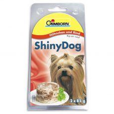 GimBorn ShinyDog, csirke + marha 2 x 85 g
