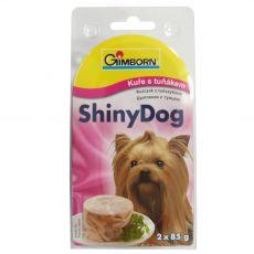 GimBorn ShinyDog, csirke + tonhal 2 x 85 g