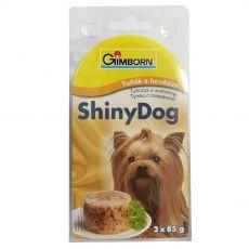 GimBorn ShinyDog, tonhal + marha 2 x 85 g