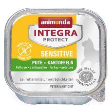 Animonda INTEGRA Protect dog Sensitive pulyka fehérrépával150 g