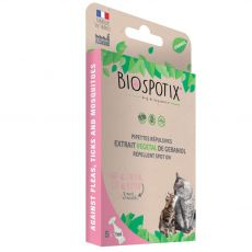 BIOGANCE Biospotix Cat spot-on riasztó hatással 5 x 1 ml