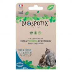 BIOGANCE Biospotix Cat nyakörv 35 cm hosszú, riasztó hatású