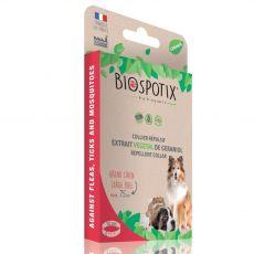 BIOGANCE Biospotix Large dog L-XL nyakörv 75 cm riasztó hatással