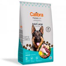 Calibra Dog Premium Line Felnőtt Nagy 12 kg ÚJ