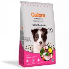 Calibra Dog Premium Line Kölyök és Junior 12 kg ÚJ