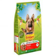 FRISKIES VitaFit Active 10 kg marhával