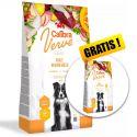 Calibra Dog Verve GF Adult Medium Csirke és Kacsa 12 kg + 2 kg GRÁTISZ