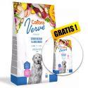Calibra Dog Verve GF Senior M&L Csirke és kacsa 12 kg + 2 kg GRÁTISZ
