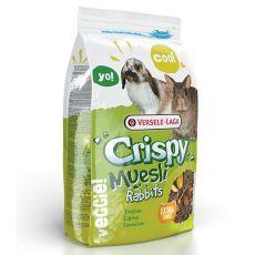 Crispy Muesli Rabbits 20kg - nyúl eleség