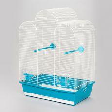 IZA I, papagájoknak kalitka - 45 x 28 x 61,5 cm