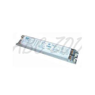 T8-as fénycsőhöz alkalmas elektronikus előtét 2 x 58 W