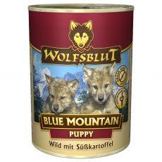 Konzerv Wolfsblut Blue Mountain Kölyökkutya 395 g