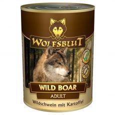 Konzerv Wolfsblut Vaddisznó 395 g