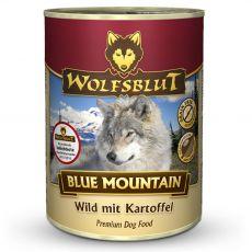 Konzerv Wolfsblut Blue Mountain 395 g