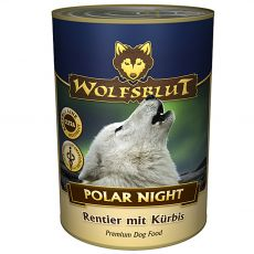 Konzerv Wolfsblut Polar Night 395 g