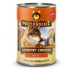 Konzerv Wolfsblut Country Csirke 395 g